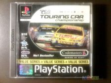 TOCA TOURING CAR CHAMPIONSHIP PS1 COMPLETO
