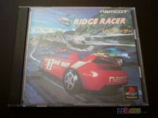 RIDGE RACER, PS1 JAP COMPLETO!