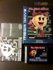 Ms PAC-MAN PACMAN PAL md COMPLETO