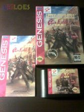 LETHAL ENFORCERS 2 GUN FIGHTERS md COMPLETO