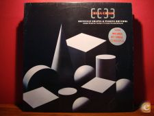 China Crisis -Difficult Shapes../ New Wave / VG Plus / LP