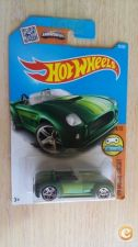 2016 HOT WHEELS - FORD SHELBY COBRA CONCEPT   *NOVO*
