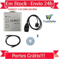 L525 Cabo Diagnóstico ELM 327 1.5 c software CAN-BUS Stock