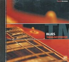 CD BLUES - COLLECTION THEMUSICOTHEQUE - NOVO (PORTES GRÁTIS)
