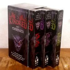 kindred the embraced complete collection vhs