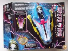 Monster High - Câmara de carregamento + Frankie Stein