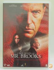 A Face Oculta de Mr. Brooks DVD (selo Igac / bom estado)