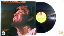 GLEN CAMPBELL Live Vinil lp