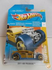 2011 Hot Wheels 007-2. Fast Cash