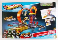 Hot wheels 2012 - Pista Arena de Acrobacias