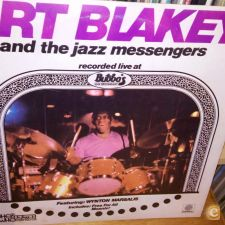 Art Blakey and the Jazz messengers-Live at Bubba's