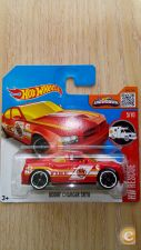 2016 HOT WHEELS - DODGE CHARGER SRT8 TREASURE HUNT *NOVO*