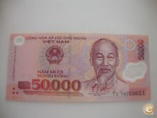 Vietname 50.000 Dong - 2014 - Polymer - P/121  - UNC