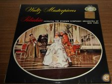 Waltz Masterpieces - S.S.O of New York (LP)