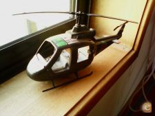 HELICOPTERO - SECRET WARS - MARVEL -  MATTEL 1974 - RARO