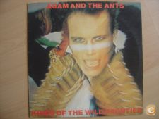 Disco Vinil – ADAM AND THE ANTS – Kings Of The Wild Frontie
