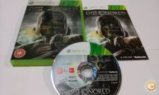Dishonored - Bom estado - XBOX 360