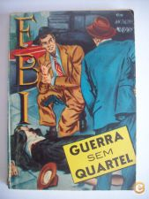 FBI Guerra sem Quartel - Anthony Murphy (nº119)