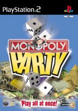 Jogo PlayStation 2 PS2 - Monopoly Party