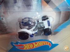 2014 HOT WHEELS - STAR WARS - R2-D2     1/64 *NOVO*