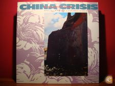 """China Crisis - Working With Fire./ New Wave / EX / 12"""" Maxi"""