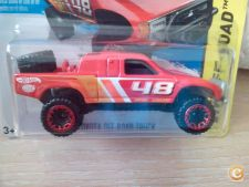 2015 HOT WHEELS - TOYOTA OFF-ROAD TRUCK      *NOVO*