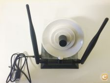 Antena Wireless - Wifi - 48Dbis - Super Potente - Portes Inc