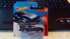 2017 HOT WHEELS - MAZDA RX-7   AZUL      *NOVO*