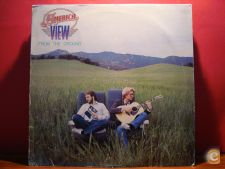 America - View From The Ground / Folk / VG Plus / LP / PT