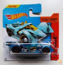 Hot Wheels 2014 - 180-2. Hi-Tech Missile