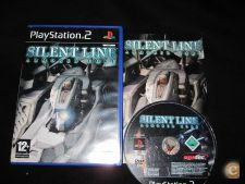 Jogo ps2 Silent Line: Armored Core