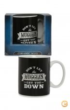 Caneca Harry Potter Don't let the Muggles get you down+caixa
