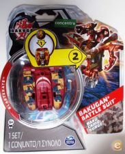 Bakugan S4 - Battle Suit - Varios conjuntos