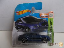 2015 Hot Wheels    192-2. Bentley Continental Supersport