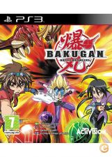 Bakugan Battle Brawlers - NOVO Playstation 3