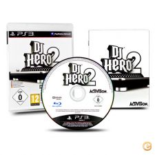 DJ Hero 2 - NOVO Playstation 3