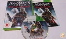 Assassins Creed Revelations - Como novo - XBOX 360