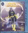 batgirl horizon original model kit vinyl