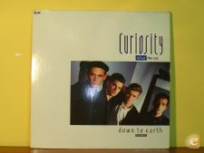 CURIOSITY KILLED THE CAT - DOWN...(vinil MAXI-SINGLE) IMPORT