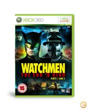 Watchmen The End Is Nigh Parts 1 & 2 - Original Xbox 360