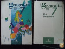 Geografia 7ºano manual+bolsa documentos