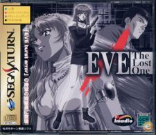 Eve The Lost One - Original Sega Saturn NTSC JAP
