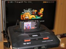 Mega Drive 2 made in Malasia