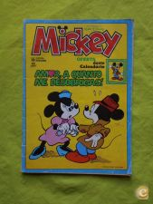 REVISTA WALT DISNEY MICKEY Nº 62