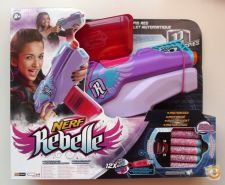 Nerf Rebelle - Secrets & Spies - Rapid Red