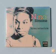 NINA SIMONE_MY BABY JUST CARES FOR ME. 2 CDs.