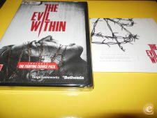 The Evil Within edição The Fighting Chance Pack + Extra NOVO