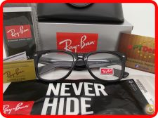 STOCK - Ray Ban WayFarer RB 2140 - Pretos Transparentes