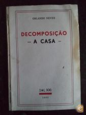 Decomposição - A Casa - (1ªed.1992) Orlando Neves