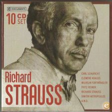 Richard Strauss (caixa com 10 CD)